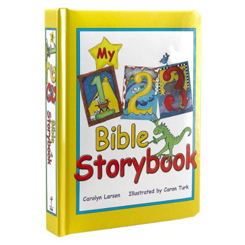My 123 Bible Storybook (My Bible Storybooks) (1869209257) by Carolyn Larsen