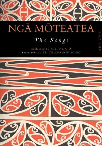 Nga Moteatea: Part One: The Songs: Part One (Mixed media product): Pei Te Hurinui Jones
