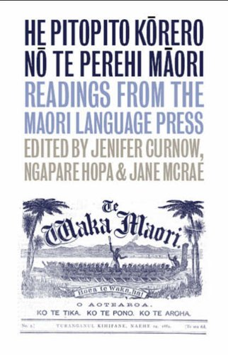 9781869403591: He Pitopito Korero no te Perehi Maori: Readings from the Maori Language Press