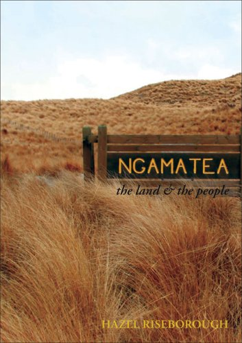 9781869403690: Ngamatea: The Land and the People