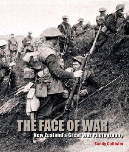 9781869404079: Face of War: New Zealand's Great War Photography