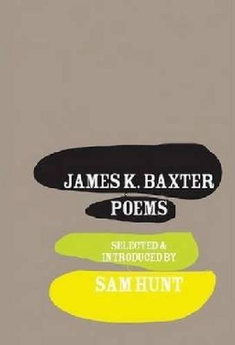 James K. Baxter Poems (Hardcover): James K. Baxter