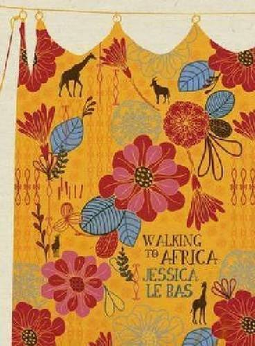 Walking to Africa: Jessica Le Bas
