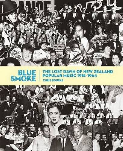 Blue Smoke: The Lost Dawn of New: Chris Bourke