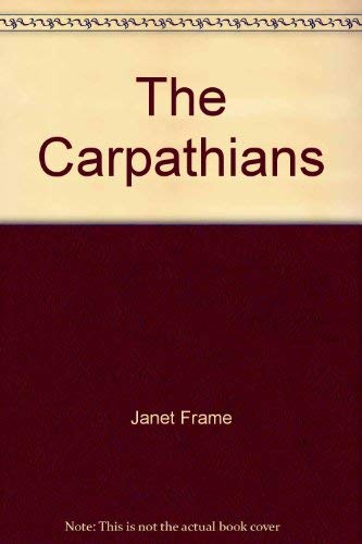 9781869411541: The Carpathians