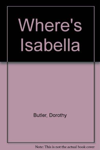 9781869411701: Where's Isabella