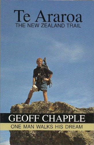 9781869415372: Te Araroa: The New Zealand Trail