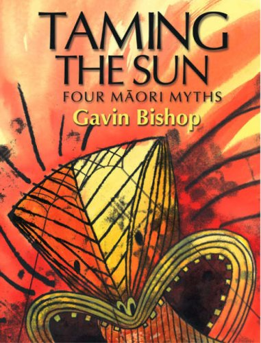 9781869416126: Taming the Sun: Four Maori Myths