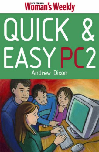 NZ Woman's Weekly Quick and Easy PC: Bk.2 (1869416511) by Andrew Dixon