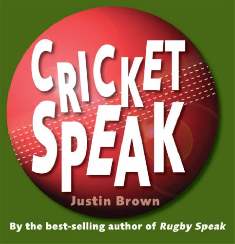 9781869418861: Cricket Speak