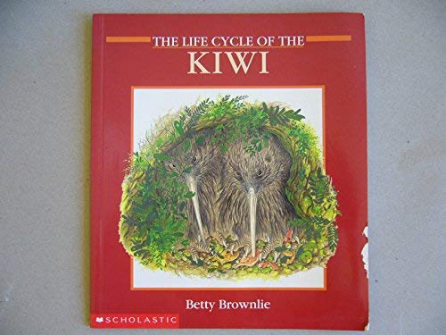 9781869432003: The Life Cycle of the Kiwi