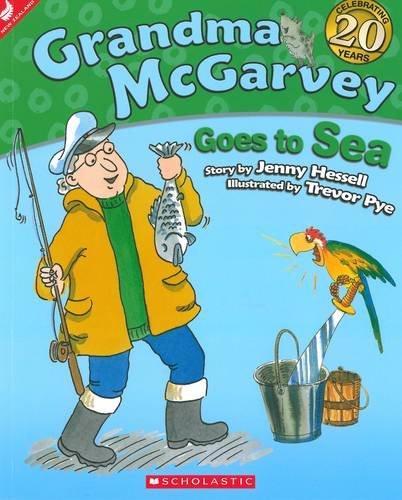 9781869432584: Grandma Mcgarvey Goes to Sea