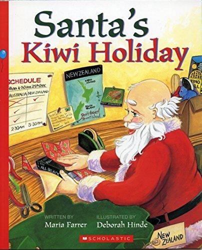 Santa's Kiwi Holiday: Maria Farrer