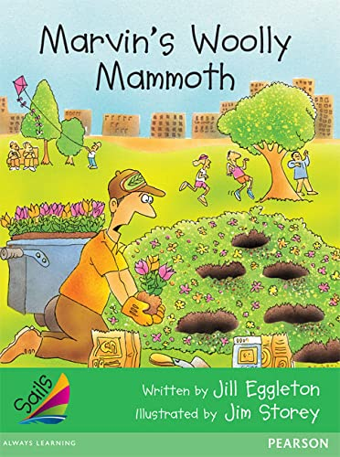 Marvin's Woolly Mammoth (Paperback)