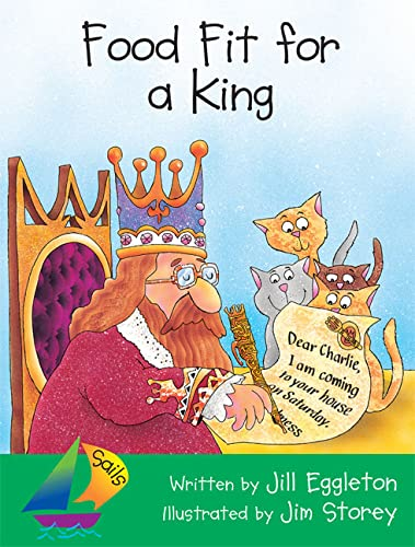 Food Fit for a King (Paperback)