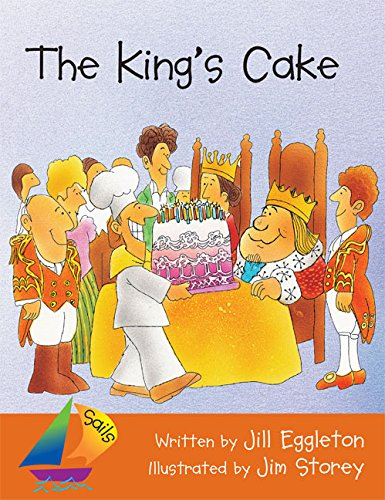 9781869442729: The King's Cake