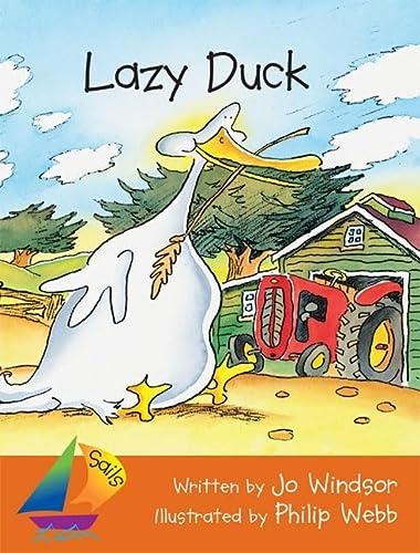 9781869442828: Lazy Duck (Big Book)