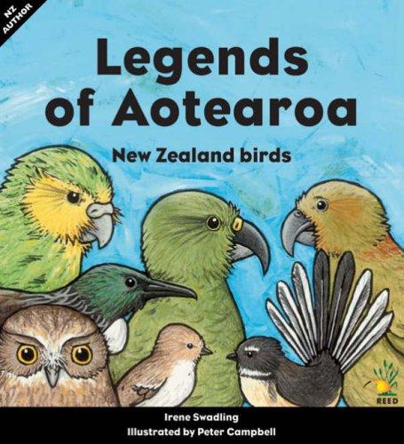 9781869484309: New Legends of Aotearoa