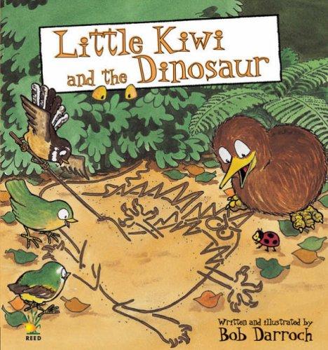 9781869485153: Little Kiwi and the Dinosaur