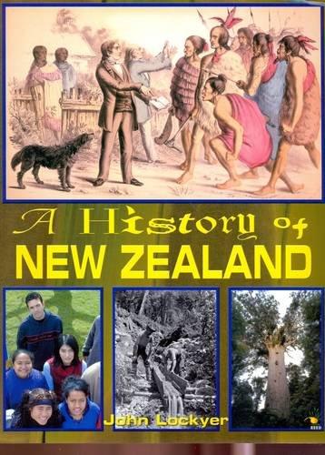 A History of New Zealand: Lockyer, John