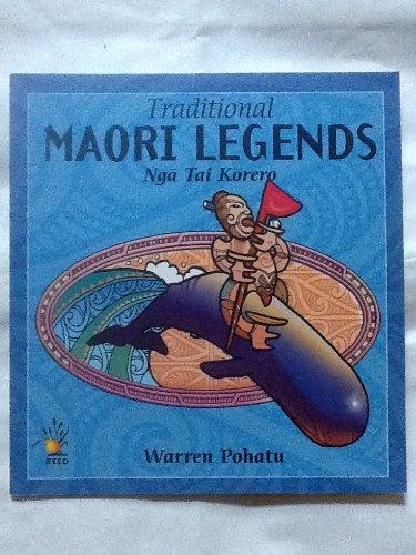 Traditional Maori Legends: Nga Tai Korero: Pohatu, Warren