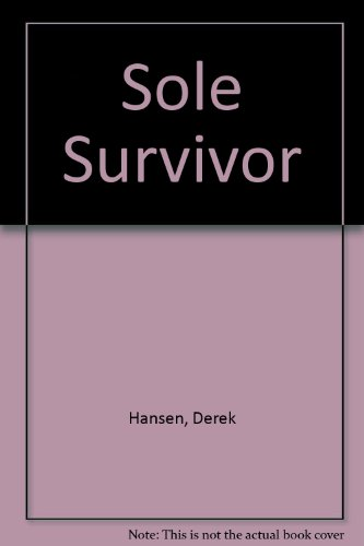 9781869502614: Sole Survivor