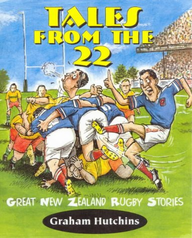 TALES FROM THE 22: GRAHAM HUTCHINS
