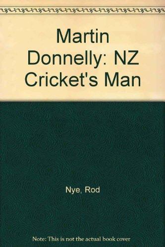 9781869502935: Martin Donnelly: New Zealand Cricket's Master Craftsman