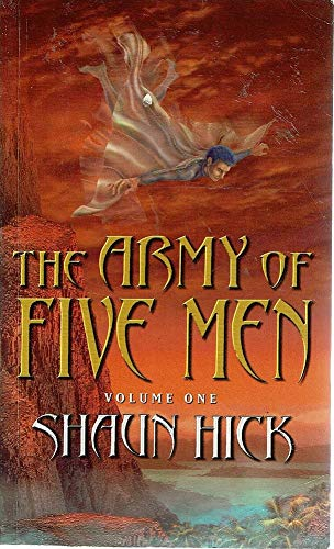 9781869503840: The Army of Five Men: Vol 1 (Voyager Pacific series)