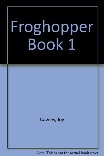 9781869504373: Froghopper Book 1