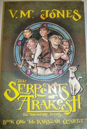 9781869504779: Serpents of Arakesh (Karazan Quartet)