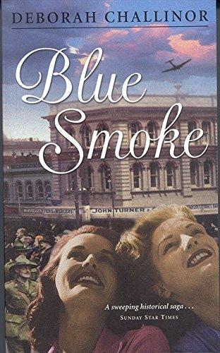 9781869505066: Blue Smoke