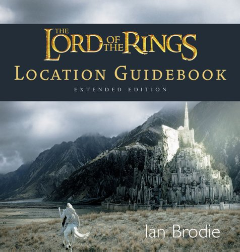 9781869505301: Lord of the Rings Location Guidebook