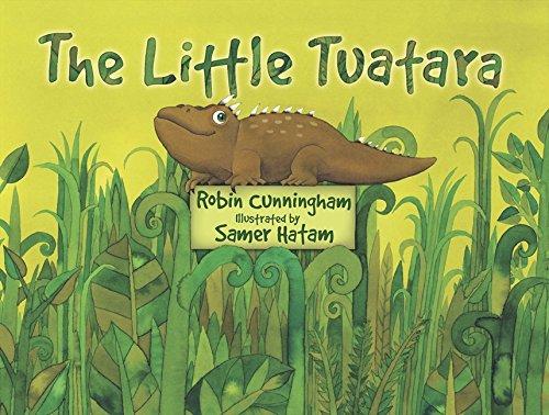 Little Tuatara: Cunningham, Robin