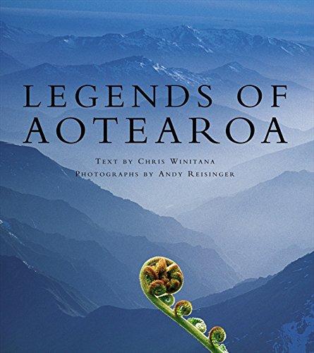 9781869508722: Legends of Aotearoa