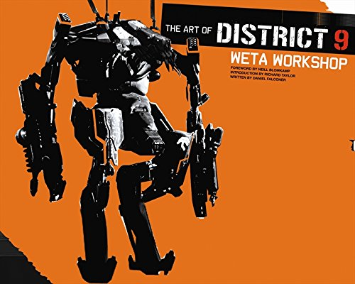9781869509026: The Art of District 9: Weta Workshop