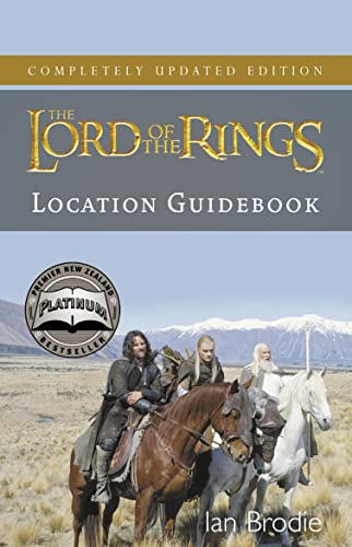 9781869509262: Lord of the Rings Location Guidebook