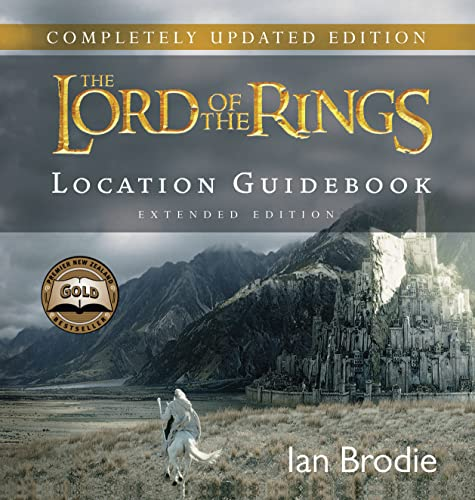 9781869509279: Lord of the Rings Location Guidebook