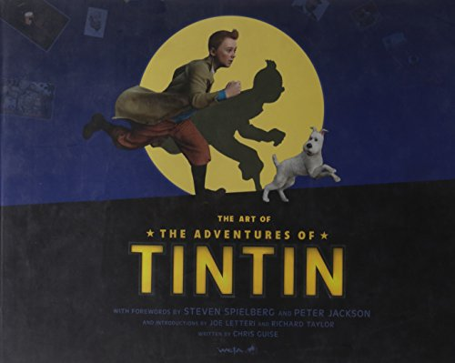 9781869509309: The Art of The Adventures of Tintin (Adventures of Tintin Film Tie)