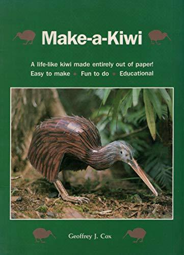Make-a-kiwi (9781869530235) by Geoffrey Cox