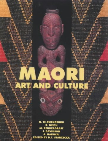 Maori Art and Culture by Janet M