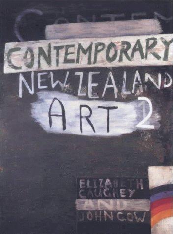 Contemporary New Zealand Art 2 (Volume 2)