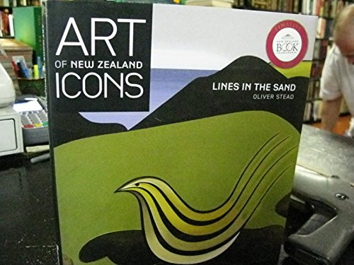 Art Icons of New Zealand: Lines in the Sand: Stead, Oliver