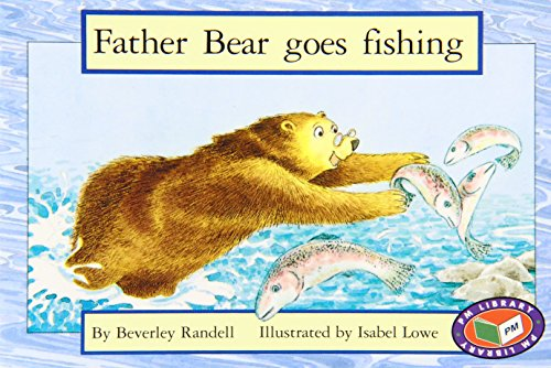 9781869555535: Father Bear Goes Fishing PM Red Set 3