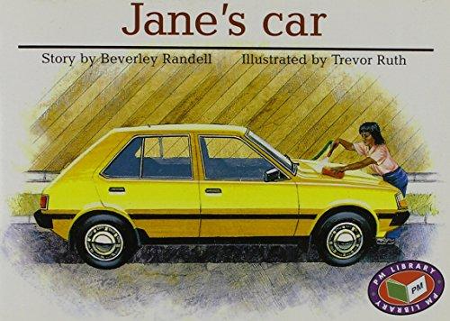 Jane's Car Pm Blue Set 2: Level