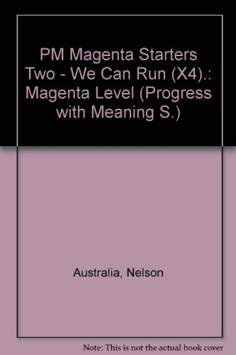 PM Magenta Starters Two - We Can: Australia, Nelson