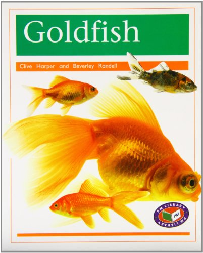 9781869556891: Goldfish PM Non Fiction Animal Facts Level 16 Pets Orange