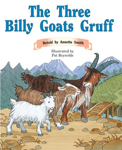 The Three Billy Goats Gruff PM Tales and Plays Level 16 Orange