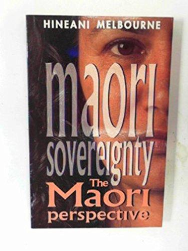 9781869582081: Maori sovereignty: The Maori perspective