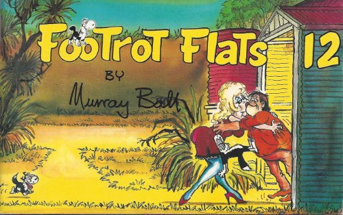 Footrot Flats 12 (Puppydog Series) (1869582721) by Murray Ball